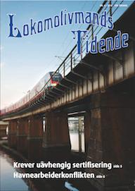 Lokomotivmands Tidende nr. 04-2016