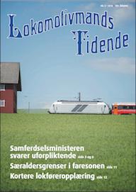 Lokomotivmands Tidende nr. 05-2016