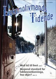 Lokomotivmands Tidende nr. 11/12-2016
